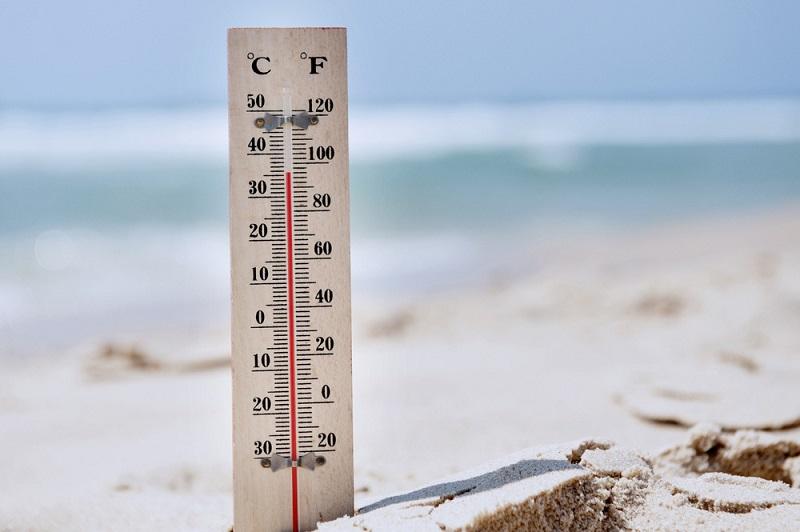 Ξεπέρασε τους 38 βαθμούς η θερμοκρασία στη βόρεια Κρήτη