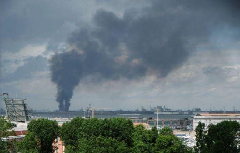 Ιταλία: Πυρκαγιά σε εγκαταστάσεις εταιρίας του χημικού τομέα