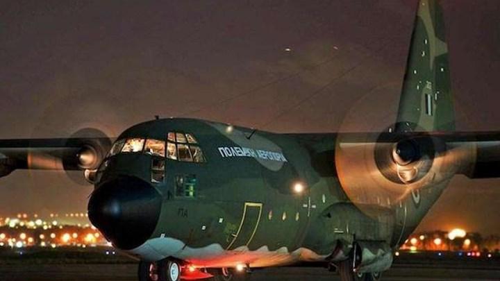 Θρίλερ με C-130 στην 112 Πτέρυγα Μάχης, στην Ελευσίνα