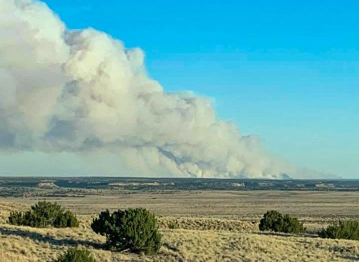 Τεράστια πυρκαγιά στο Κολοράντο των ΗΠΑ