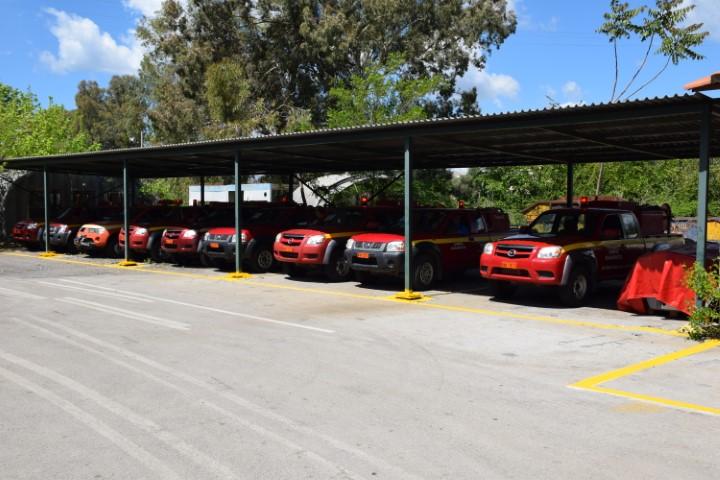 Σε θέσεις «μάχης» τα πυροσβεστικά του Δήμου Καλαμάτας