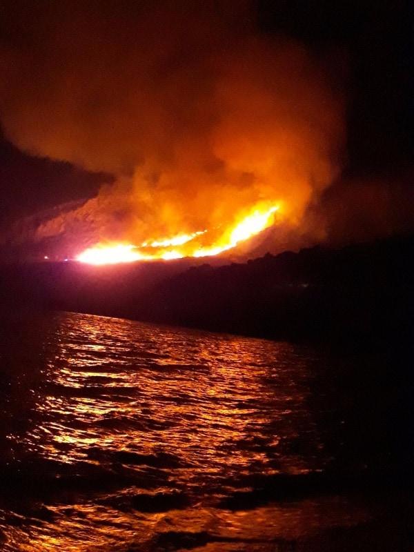 Πυρκαγιά Βίδαβη 3