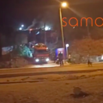 Νέα πυρκαγιά τώρα στο ΚΥΤ της Σάμου