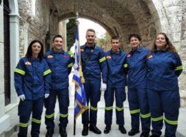 Χρόνια πολλά απο τον Σύλλογο Εθελοντών Πυροσβεστών Πυθαγορείου