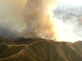 ΗΠΑ : Μεγάλη πυρκαγιά στην Καλιφόρνια – 60.000 άνθρωποι εκκενώνουν το Irvine