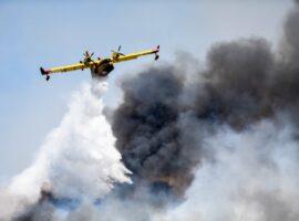 Πυροσβεστική:  63 δασικές πυρκαγιές το τελευταίο 24ωρο