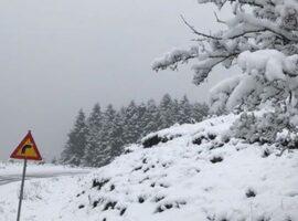 Καιρός: Κακοκαιρία στην Αττική με καταιγίδες και χιόνια στην Πάρνηθα – Κρύο στα βόρεια, 20άρια στην Κρήτη