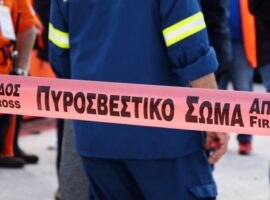 Σύλληψη για εμπρησμό στην Αρκαδία και στο δήμο Ερυμάνθου