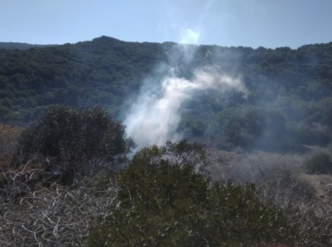 Πυρκαγιά στην περιοχή Κέφαλο της Κω