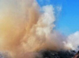 Πυροσβεστική: 18 δασικές πυρκαγιές το τελευταίο 24ωρο