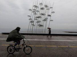 Καιρός : Βροχές και καταιγίδες – Σε ποιες περιοχές