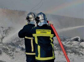 Χορήγηση έκτακτου οικονομικού επιδόματος στο πυροσβεστικό προσωπικό λόγω της εμπλοκής του στις δράσεις ΓΓΠΠ για την προστασία της χώρας από την πανδημία
