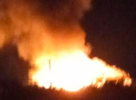 """Πυρκαγιά ξέσπασε σε κατοικία στα """"Σπιτάκια"""" στα Λαίικα Μεσσηνίας"""