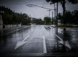 Νέο κύμα κακοκαιρίας από το απόγευμα – Ποιες περιοχές θα «χτυπήσει»