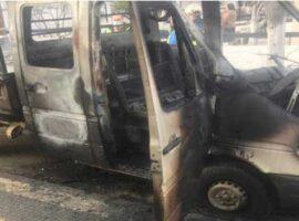 Πυρκαγιά σε αυτοκίνητο στις εργατικές κατοικίες Πτολεμαΐδας