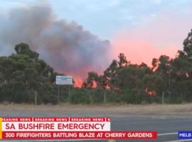 Πύρινη λαίλαπα στην Αυστραλία: Δόθηκε εντολή εκκένωσης περιοχών
