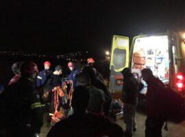 Καβάλα: Επιχείρηση για τη διάσωσή ψαρά που τραυματίστηκε στην Ν. Πέραμο (φωτο)