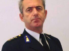 Ευάγγελος Φαλάρας ο νέος περιφερειάρχης της Πυροσβεστικής Διοίκησης Θεσσαλίας