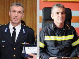 Κρήτη – Πυροσβεστική: Αυτοί είναι οι νέοι Διοικητές σε Ρέθυμνο και Λασίθι