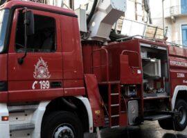 Θεσσαλονίκη: Πυρκαγιά σε δύο εξοχικές κατοικίες