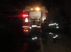 Θεσσαλονίκη: Πυρκαγιά σε αποθήκη στον Χορτιάτη