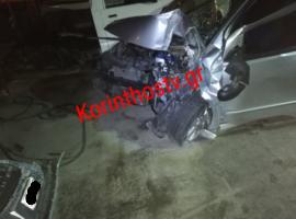 Κόρινθος: Θλίψη για 30χρονη οδηγό που σκοτώθηκε σε τροχαίο