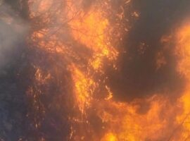 Κι άλλη πυρκαγιά στον Ταΰγετο