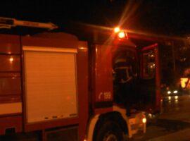 Πυρκαγιά ΤΩΡΑ σε οικοδομικό καδο στην Αθηνα