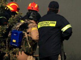 Εθελοντές Δασοπυροσβέστες: Η προσφορά στο σύνολο σε πρώτο πλάνο