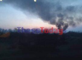 Ραιδεστός: Πυρκαγιά σε όχημα – Επί τόπου η Πυροσβεστική