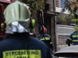 Τραγικός θάνατος για ηλικιωμένη στην Κόρινθο – Ξέσπασε φωτιά στο σπίτι της