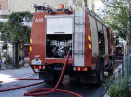 Μοσχάτο: Επίθεση με μολότοφ στο δημαρχείο – Άμεση η επέμβαση της πυροσβεστικής