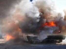 Πυρκαγιά σε αυτοκίνητο στην Αργολίδα