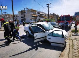 Θανατηφόρο το τροχαίο στο Ναύπλιο (Φώτο)
