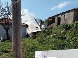 Πυρκαγιά σε οικία στην Πάστρα Κεφαλονιάς – Έγκαιρη επέμβαση Πυροσβεστικής