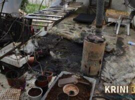 Απίστευτο το δράμα οικογένειας στο Ζάρκο – Πρώτα ο σεισμός και μετά η φωτιά κατέστρεψαν την περιουσία τους