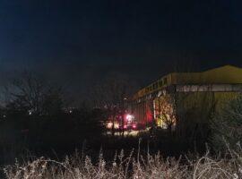 Πυρκαγιά σε εργοστάσιο στην Ξάνθη