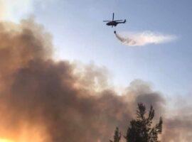 88 Δασικές πυρκαγιές το τελευταίο 24ωρο σε όλη την χώρα.