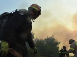 Προσοχή εφιστά η Πυροσβεστική για την καύση γεωργικών υπολειμμάτων