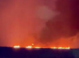 Ρωσία: Πυρκαγιά σε υποθαλάσσιο αγωγό αερίου στη Σιβηρία