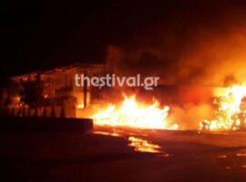 Σέρρες: Απανθρακώθηκε ηλικιωμένος μετά από φωτιά σε ισόγειο διαμέρισμα