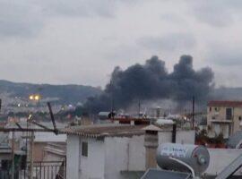 Πυρκαγιά ΤΩΡΑ σε αποθήκες στο Αιγάλεω Αττικής