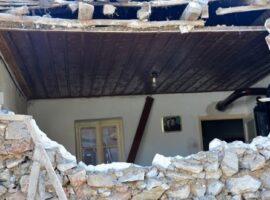 Μη κατοικήσιμα προσωρινά 1.343 σπίτια στη Θεσσαλία