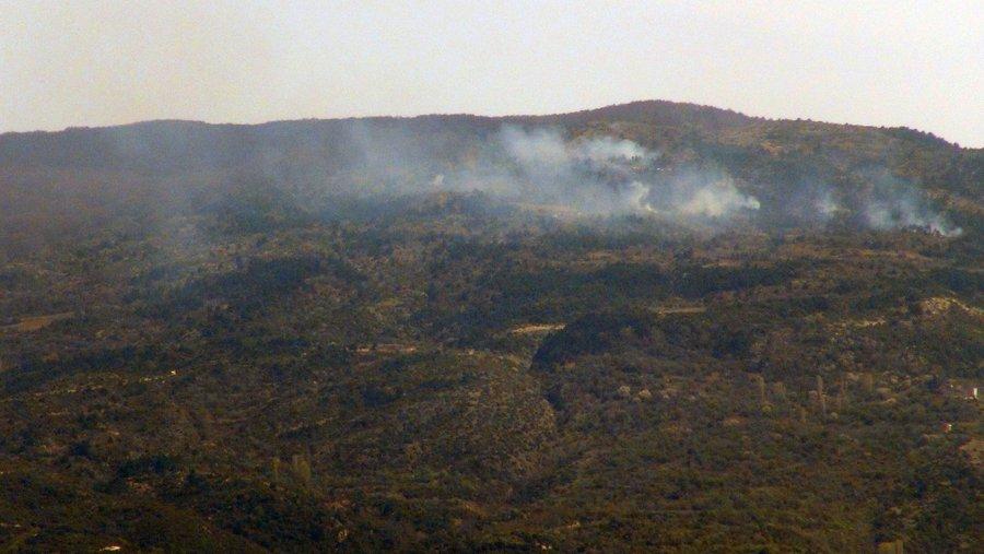 Υπό έλεγχο η πυρκαγιά στην Κοζάνη - Μεγάλη δύναμη της πυροσβεστικής στην περιοχή