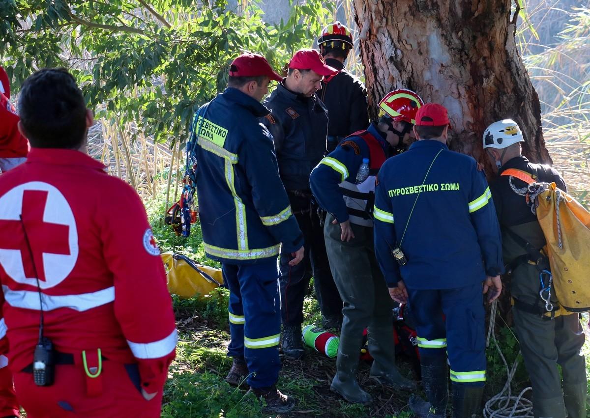 Σε ασφαλές σημείο μεταφέρθηκαν 2 άτομα συνεπεία αποπροσανατολισμού τους από τον Υμηττό