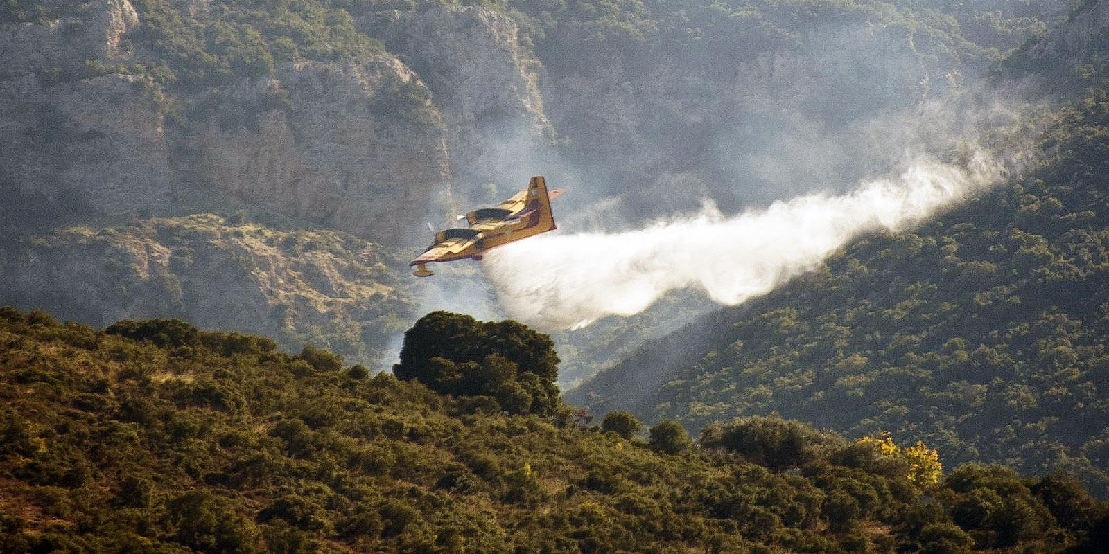 44 Δασικές πυρκαγιές το τελευταίο 24ωρο σε όλη την χώρα