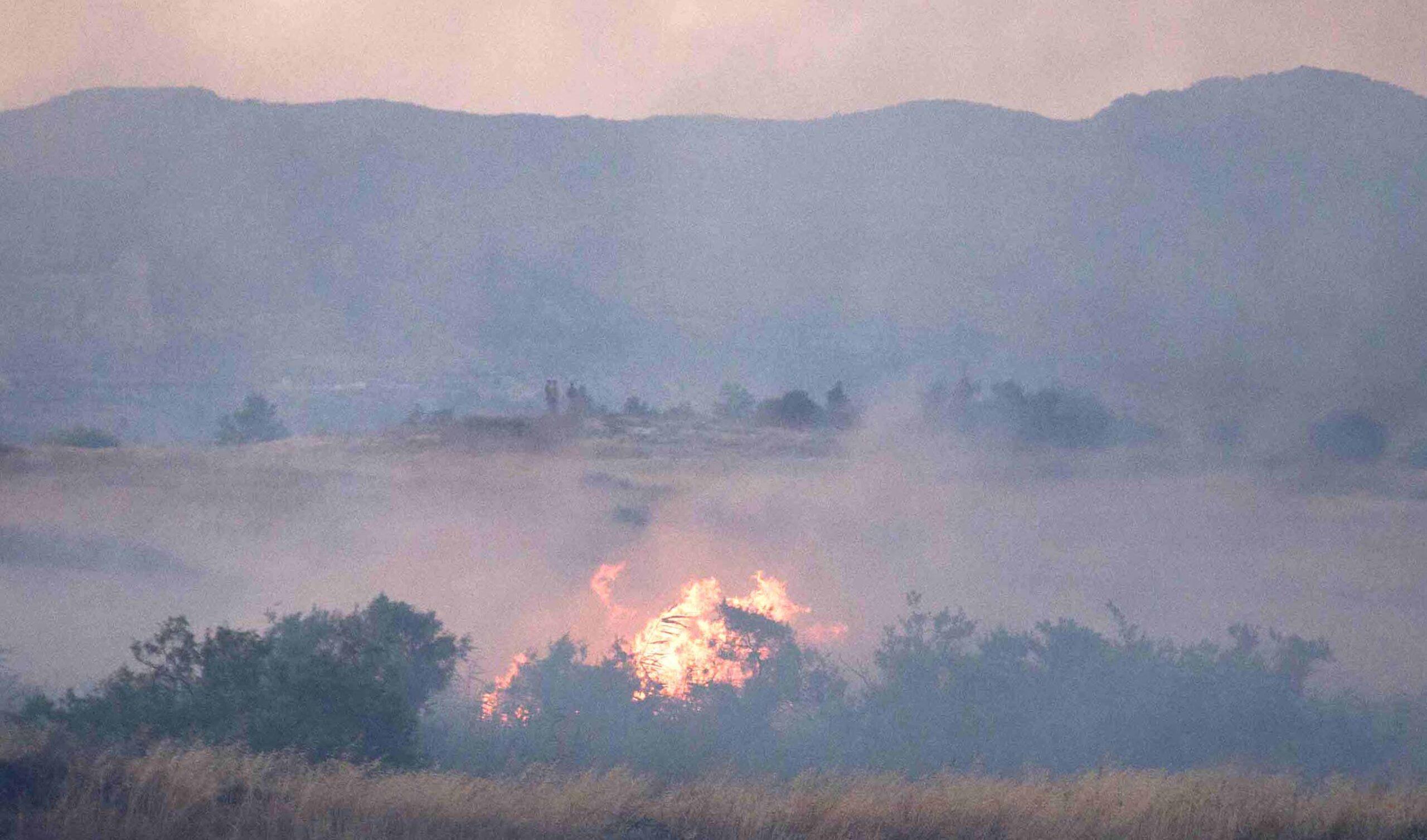 48 Δασικές πυρκαγιές το τελευταίο 24ωρο σε όλη την χώρα