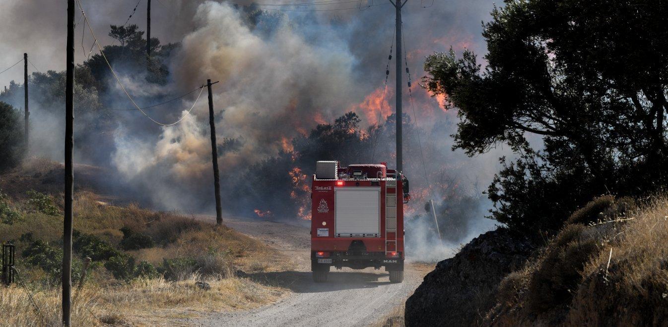 Πυρκαγιά στα δάση: Αυτό το καταστροφικό «κοκτέιλ» κάνει στάχτη χιλιάδες στρέμματα