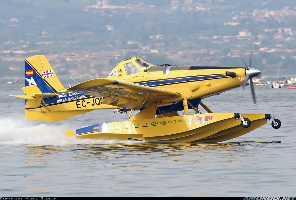 6 αεροσκάφη Air- Tractor... τα «μίνι Καναντέρ» που θα έχει φέτος το καλοκαίρι η χώρα μας