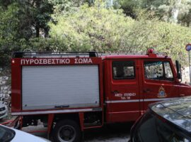 Θεσσαλονίκη: Θύμα εμπρησμού το Ανοιχτό Θέατρο Συκεών